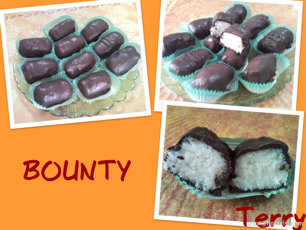 Ricetta bounty