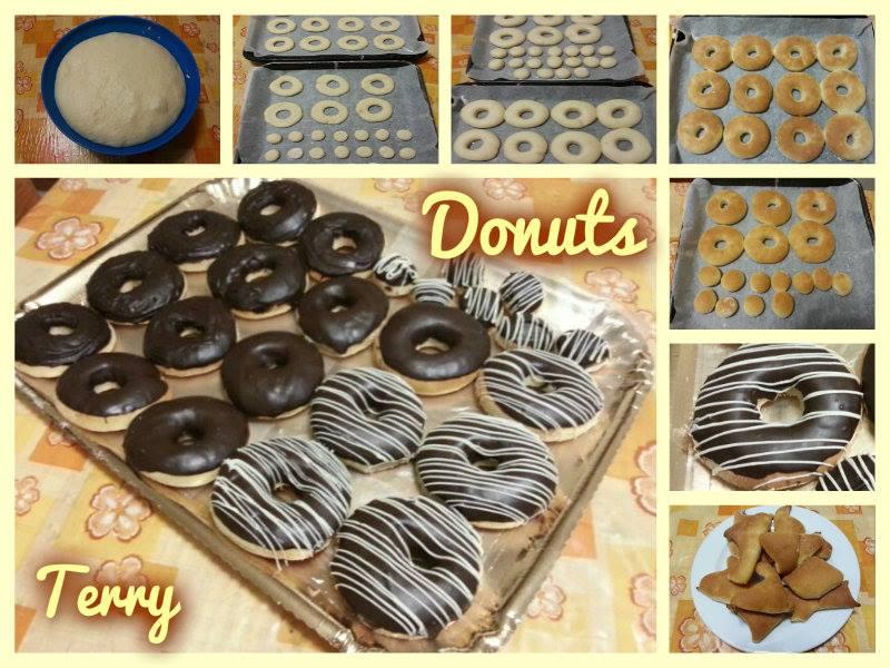 Ricetta donuts al forno