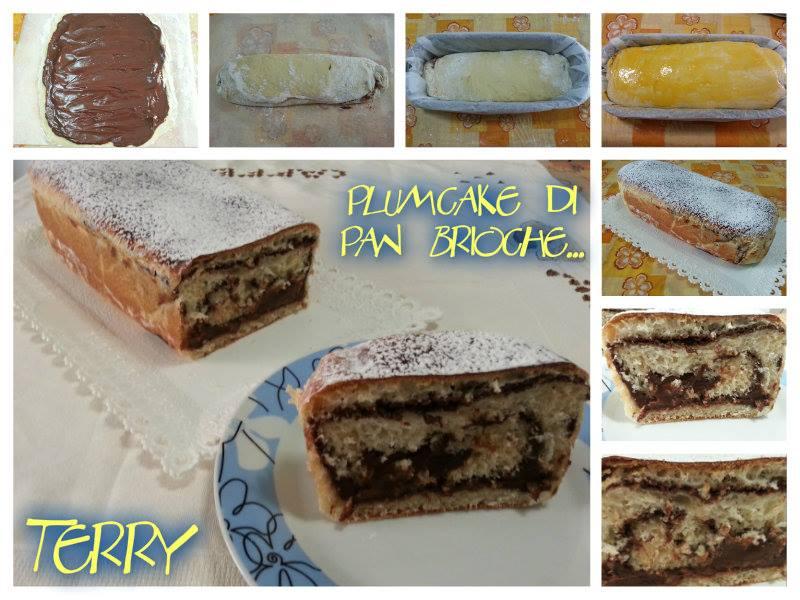 Ricetta plumcake di pan brioche