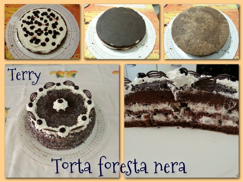 Ricetta torta foresta nera