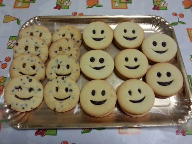 Ricetta biscotti smile