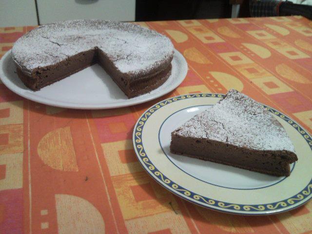 Ricetta torta di ricotta e cioccolato