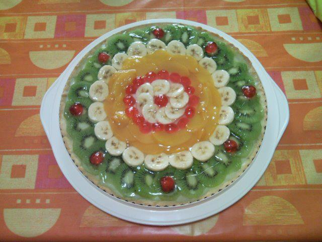 Ricetta crostata di frutta fresca
