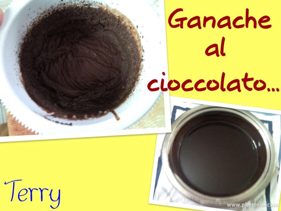 Ricetta ganache al cioccolato