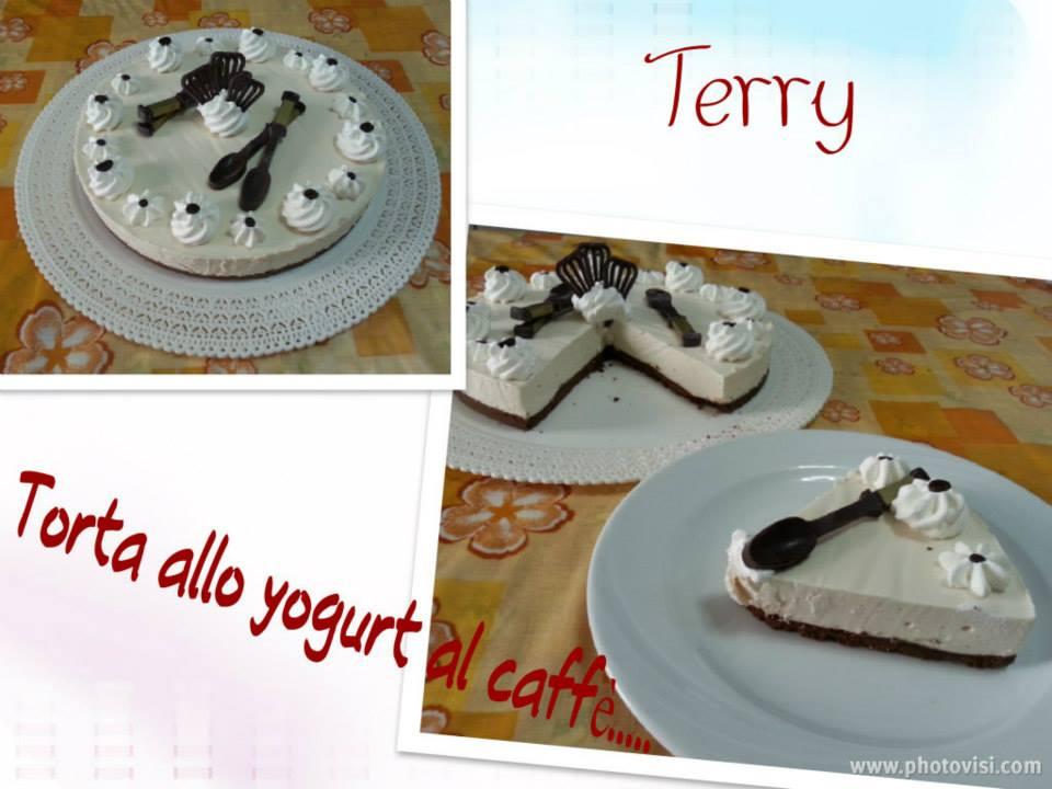 Ricetta torta di yogurt al caffè