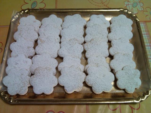 Ricetta biscotti di pasta frolla al limone