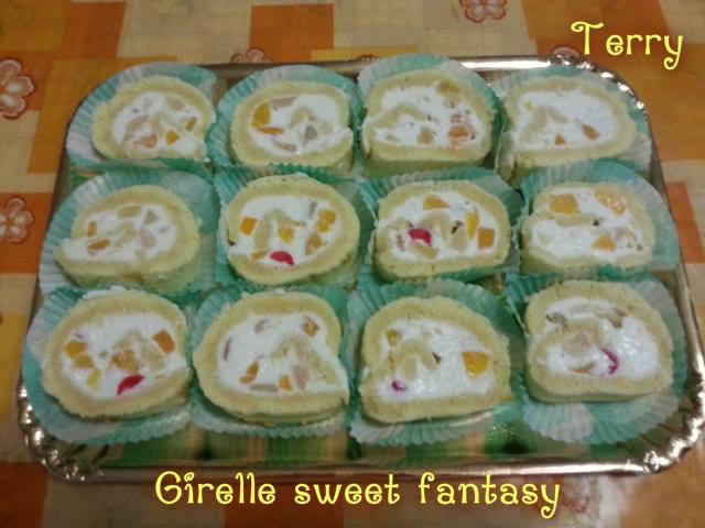 Ricetta girelle sweet fantasy