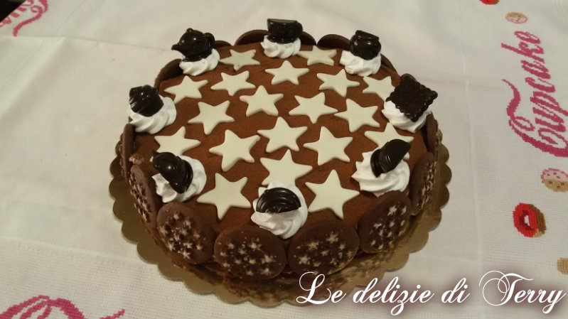 Ricetta Torta Pan Di Stelle Senza Cottura