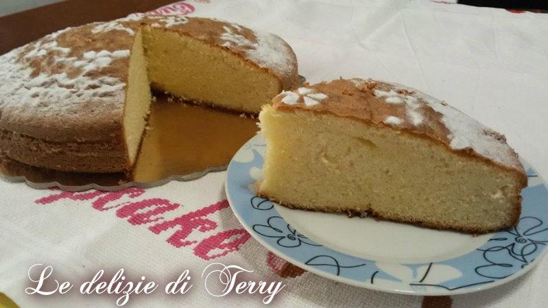 Ricetta torta sabbiosa