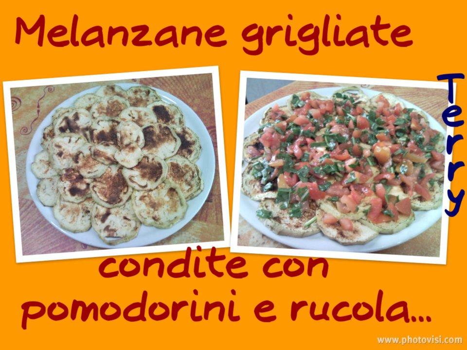Ricetta antipasto di melanzane e pomodorini