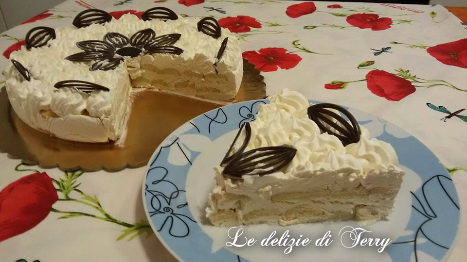 Ricetta torta gelato allo zabaione