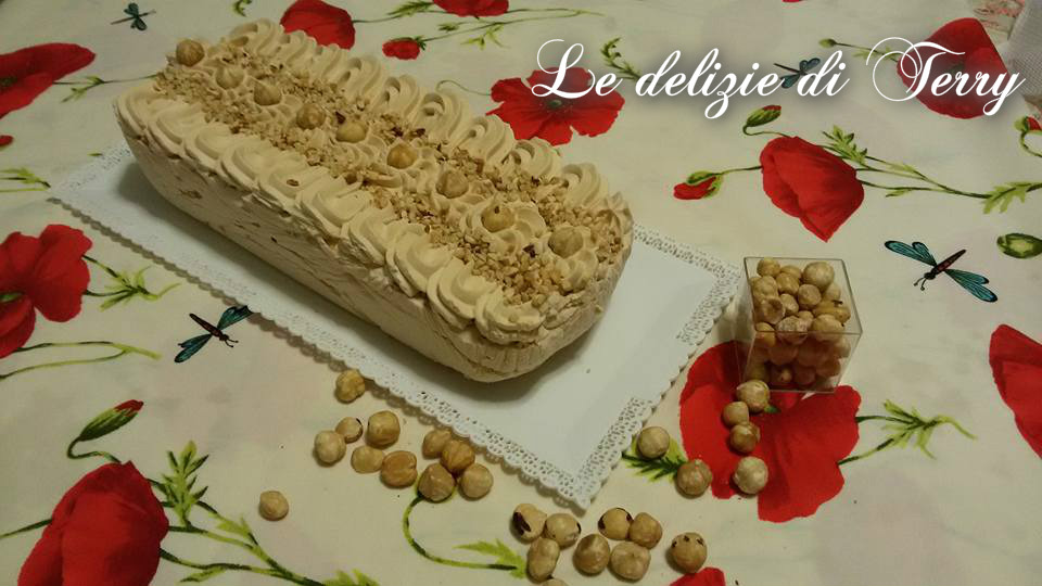 Ricetta semifreddo al S. Marzano e nocciole