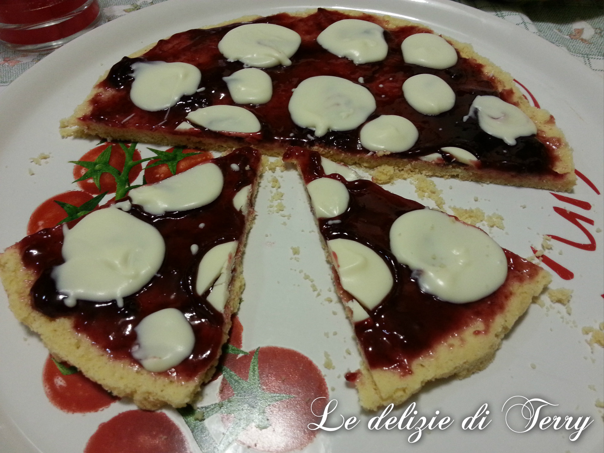 Ricetta pizza dolce