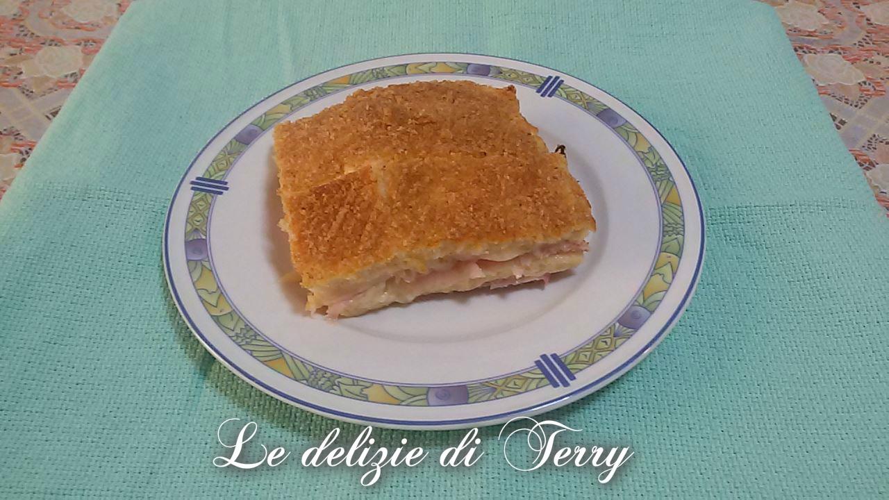 Ricetta torta salata di pancarrè