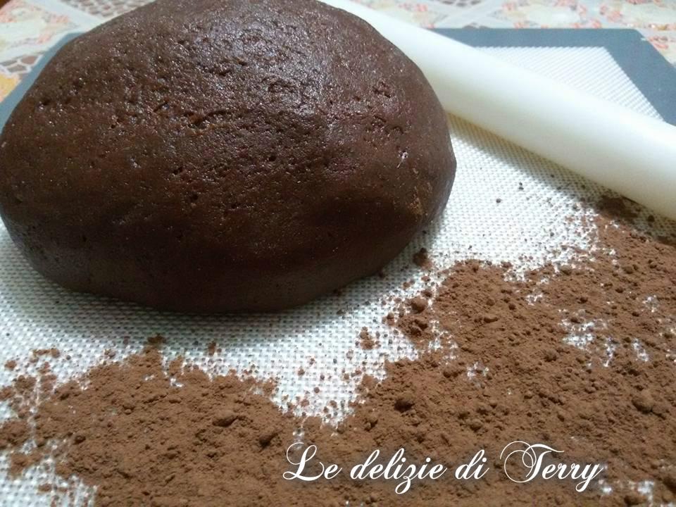 Ricetta base pasta frolla al cacao senza burro