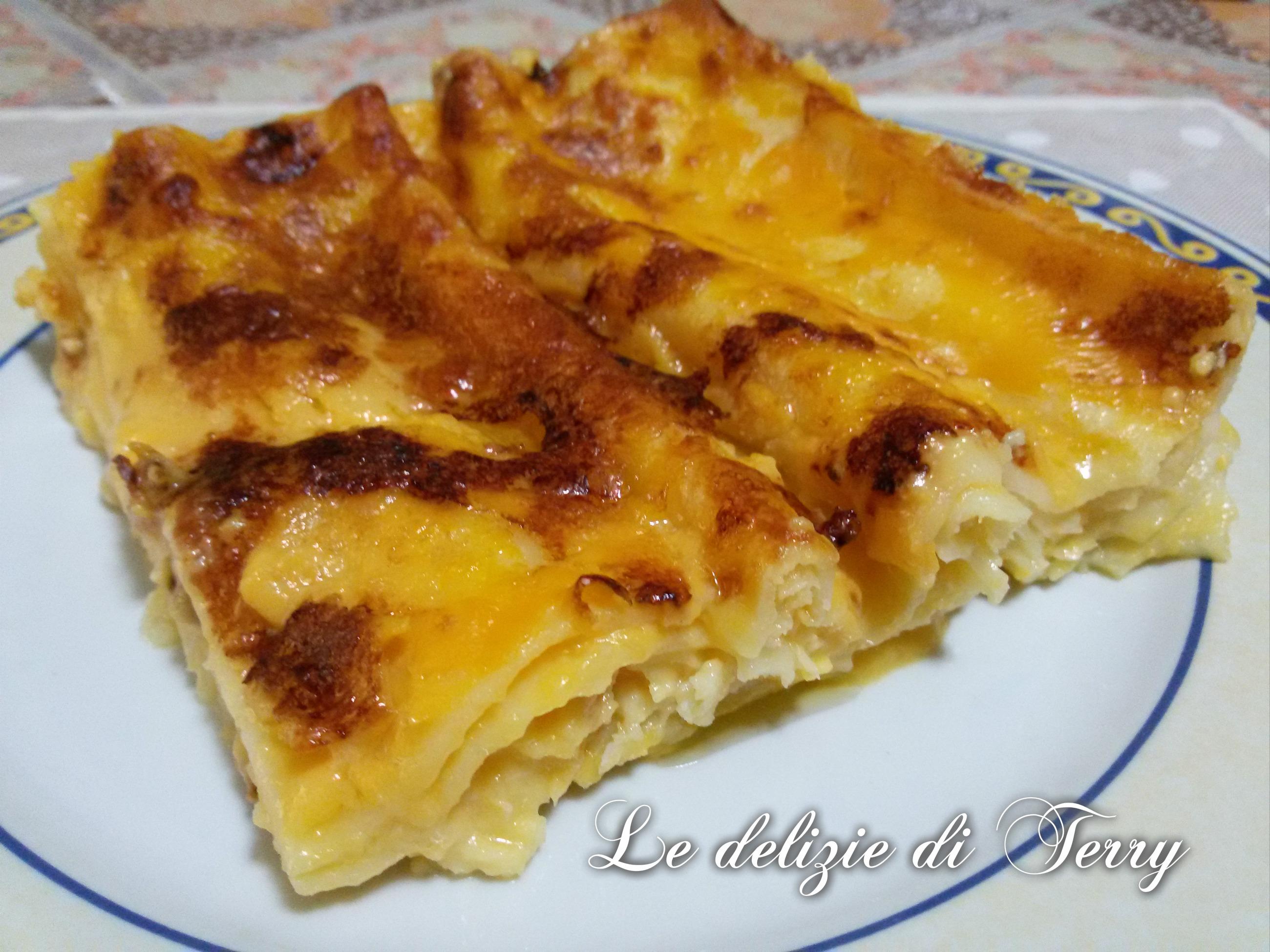 Ricetta lasagne di zucca