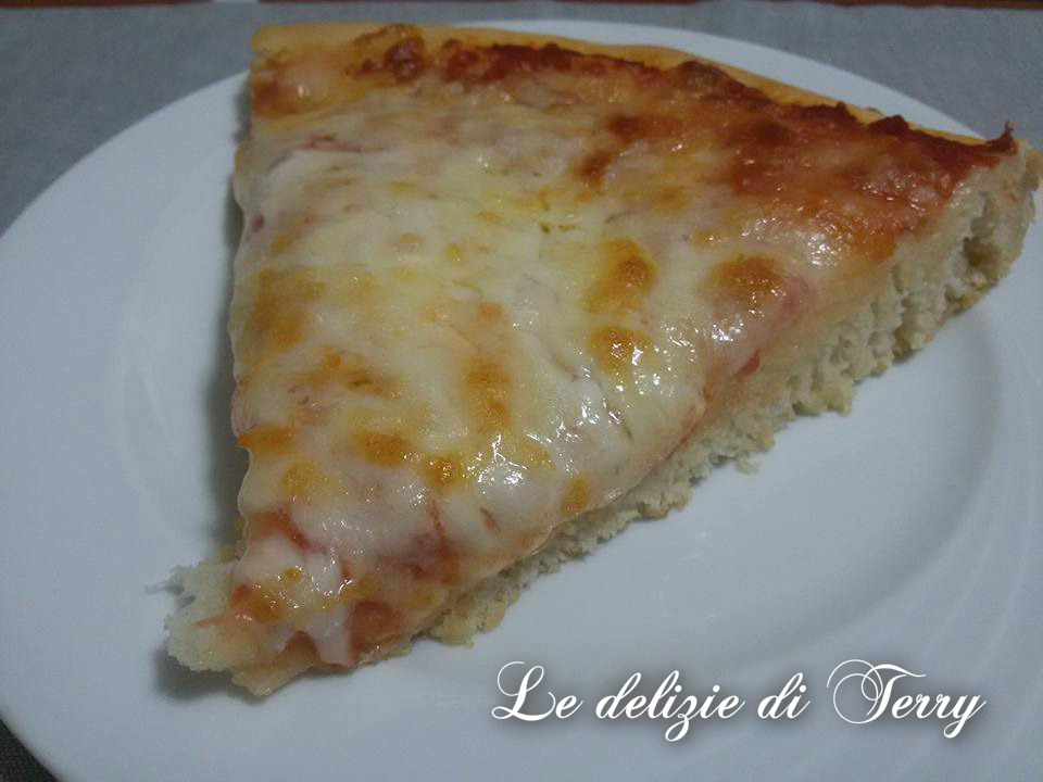 Ricetta pizza francesina