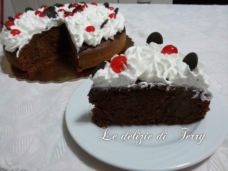 Ricetta torta poke cake