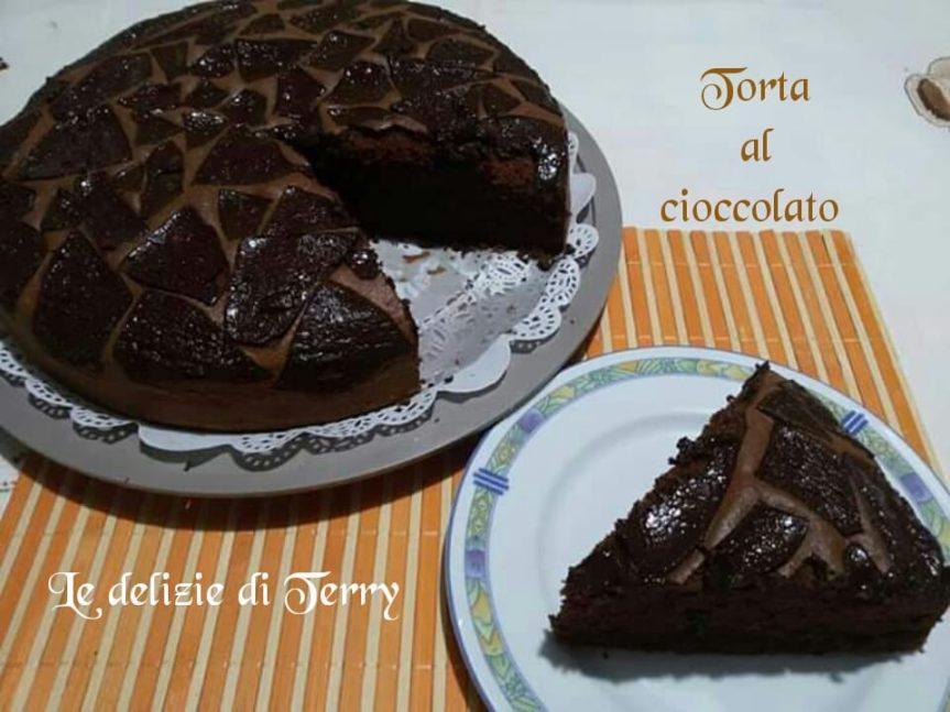 Ricetta torta con cioccolato