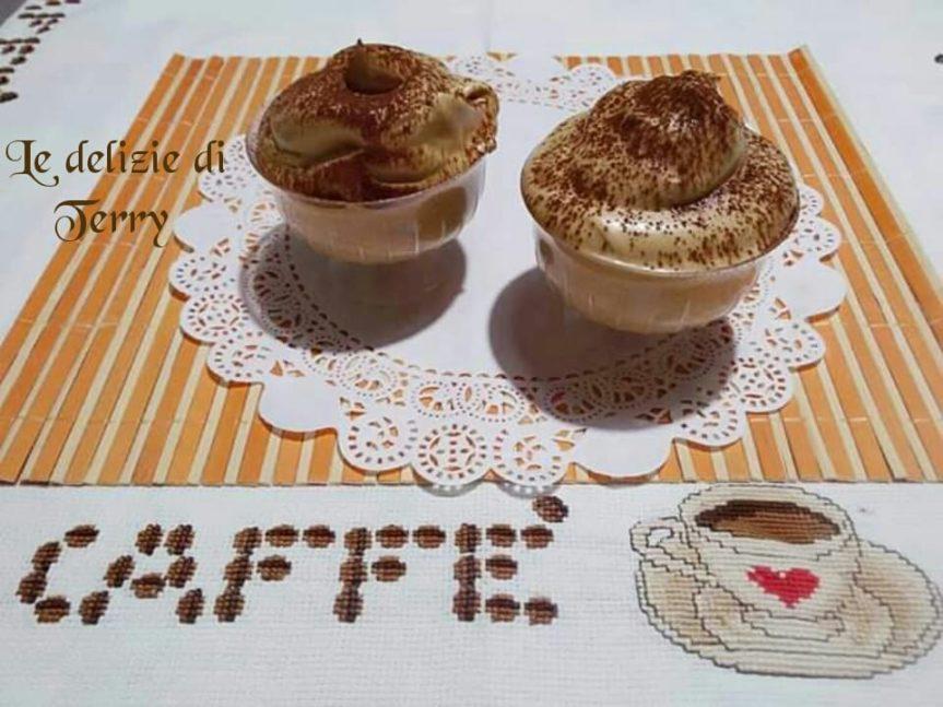 Ricetta spumone al caffè